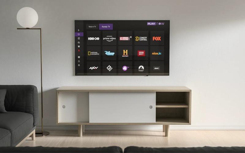 Telewizja w PLAY - szybszy dekoder i 2 pakiety za 20 zł i 45 zł miesięcznie