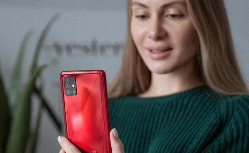 Samsungi Galaxy A51 i A71 to teraz najlepsze średniaki