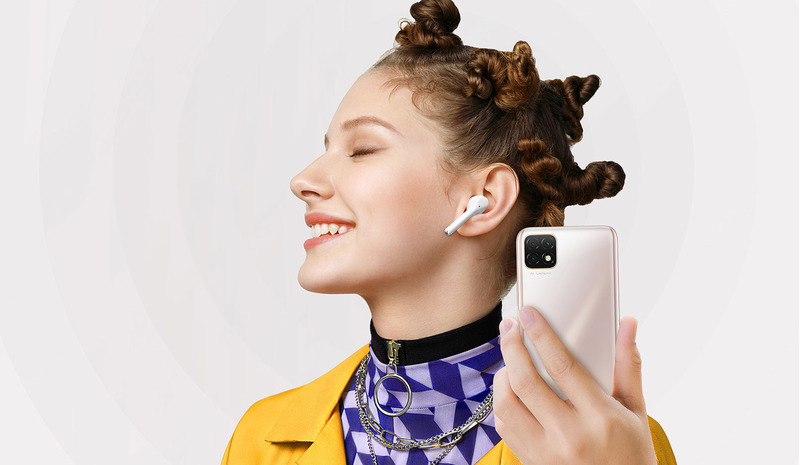 Huawei Enjoy 20 5G i Huawei Enjoy 20 Plus 5G oficjalnie zaprezentowane