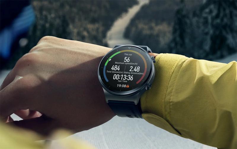 Rozpoczęła się przedsprzedaż Huawei Watch GT 2 Pro i Huawei Watch Fit