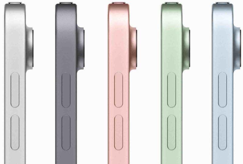 Apple pokazał wczoraj nowego iPada Air z procesorem A14 Bionic, który będzie też napędzał nowe iPhony z serii 12.