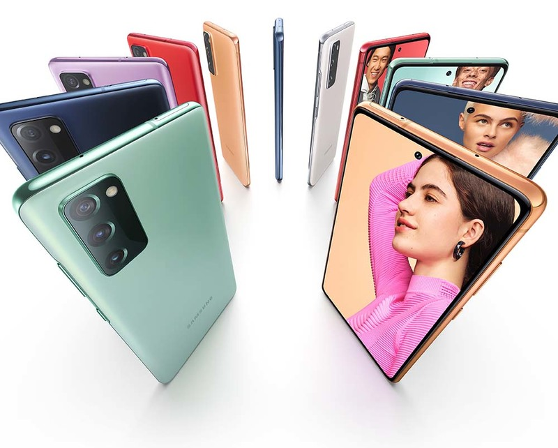 Galaxy S20 Fan Edition (FE)