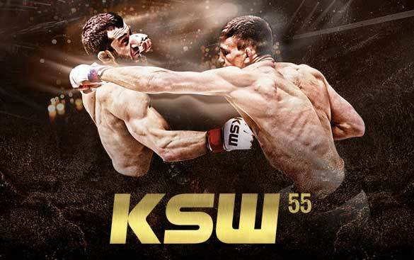 Gala KSW 55 w Telewizji Orange