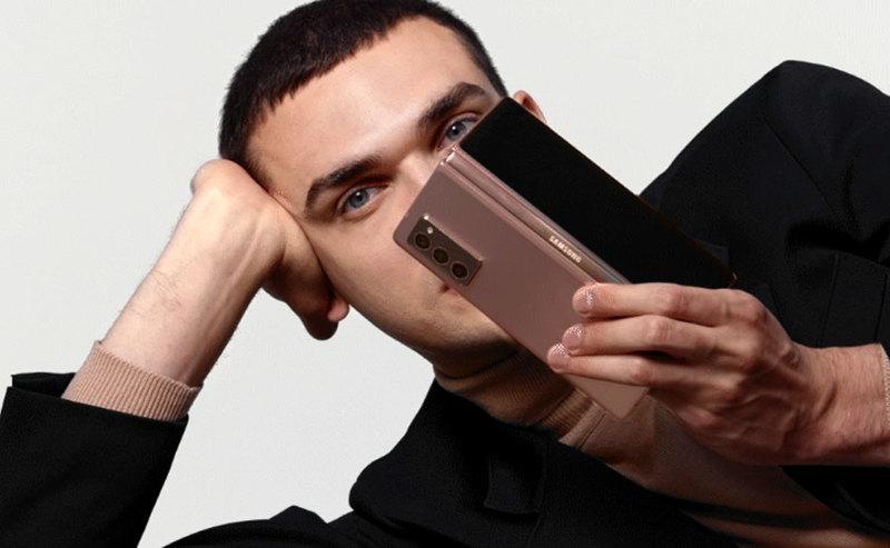 Ceny Samsunga Galaxy Z Fold2 5G i LG K22 w Orange