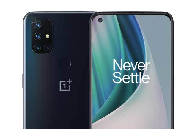 OnePlus prezentuje Nord N10 i N100
