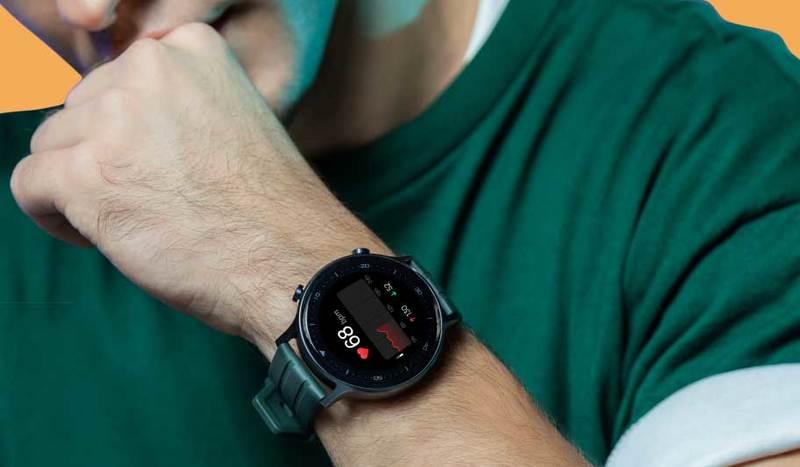 Jest nowy zegarek realme watch s