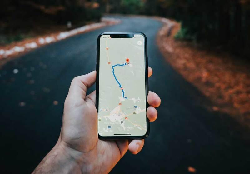 Aktualizacje Map Google