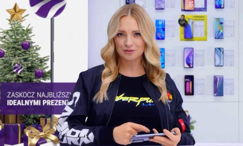 Play - ruszyła kampania reklamowa dla fanów gry Cyberpunk 2077
