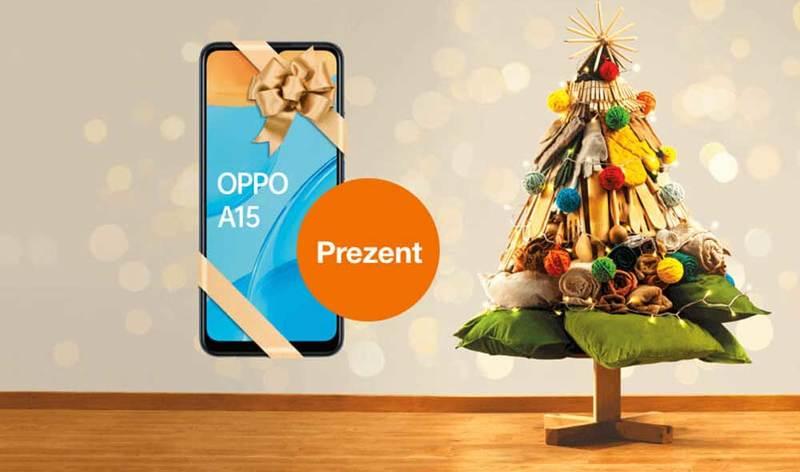Świąteczny prezent od Orange – OPPO A15 za złotówkę