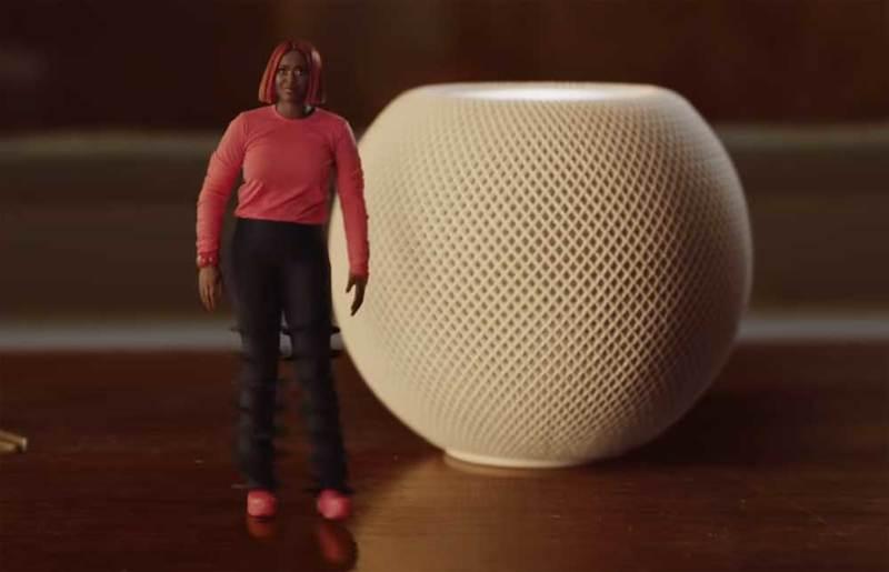 Świąteczna reklama Apple - głównym bohaterem HomePod mini
