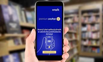 W salonach Empik za zakupy zapłacisz na swoim telefonie