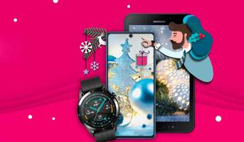 Ruszyły świąteczne promocje dla klientów MagentaBIZNES