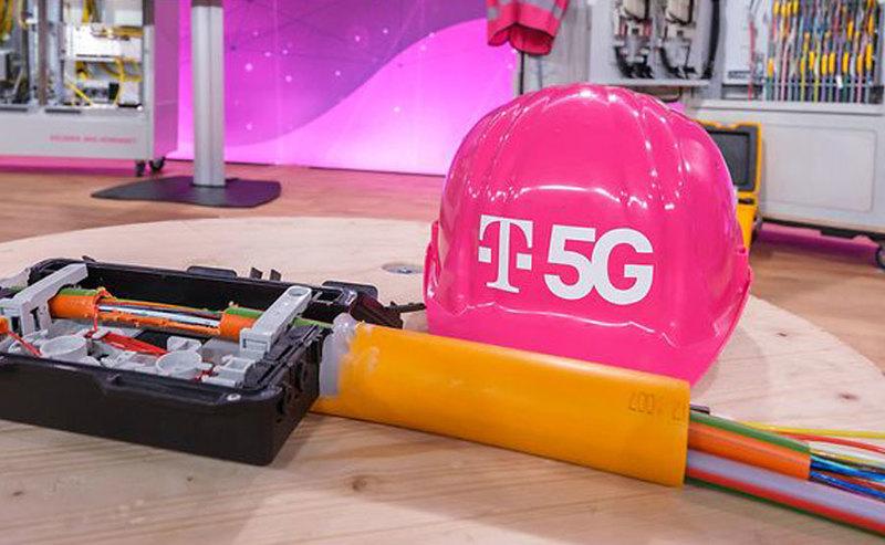 Niemcy trochę szybciej od nas budują swoją sieć 5G i stacjonarną