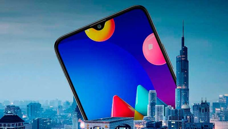 Samsung Galaxy M02s oficjalnie zapowiedziany