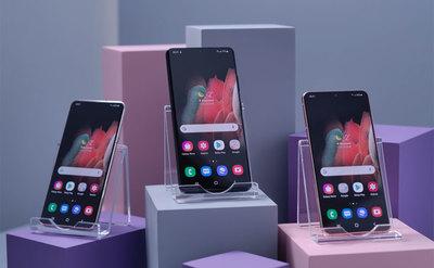Samsung Galaxy S21, S21+ i S21 Ultra - specyfikacja i ceny nowych flagowców