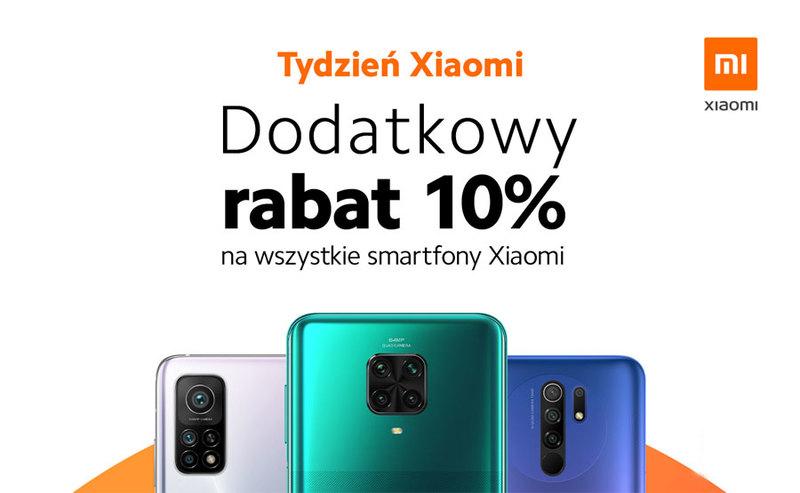 Tydzień Xiaomi w Mimarkt