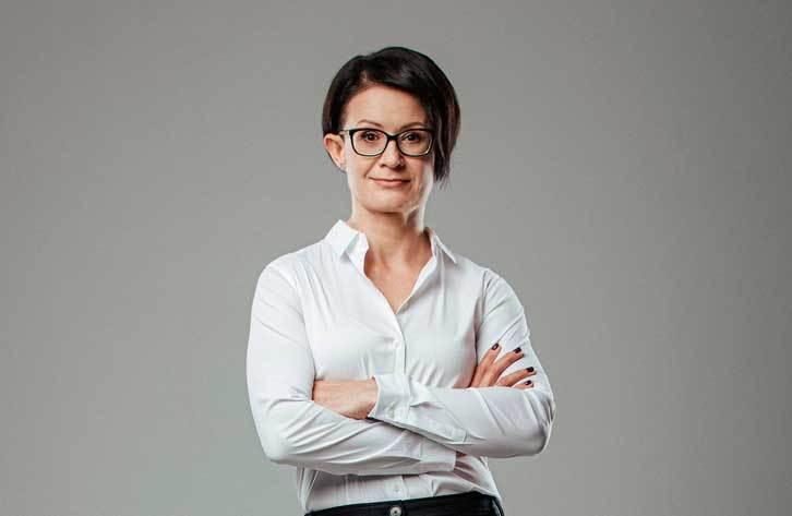 Sylwia Chada - General Manager TikTok w Polsce i Europie Centralnej