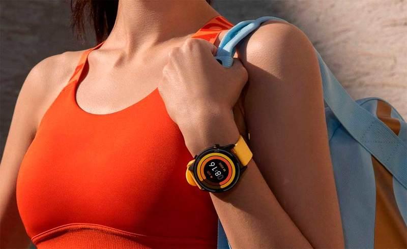 Xiaomi Mi Watch - rozpakowanie pudełka