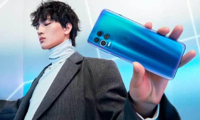 Motorola Edge S oficjalnie zaprezentowana