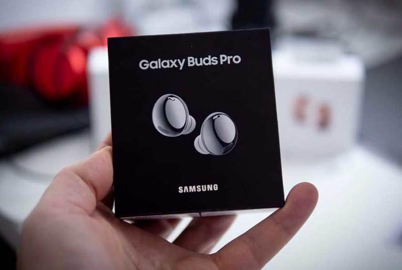 Słuchawki Samsung Galay Buds Pro - nasze pierwsze wrażenia