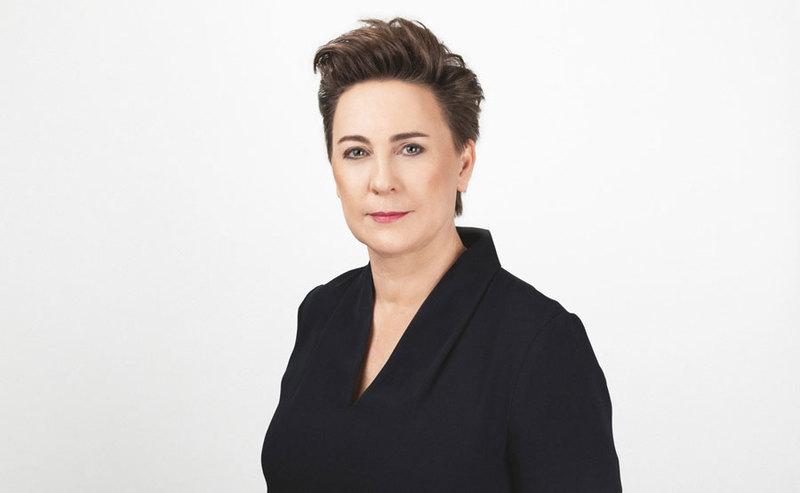 Bożena Leśniewska, Wiceprezes Zarządu Orange Polska