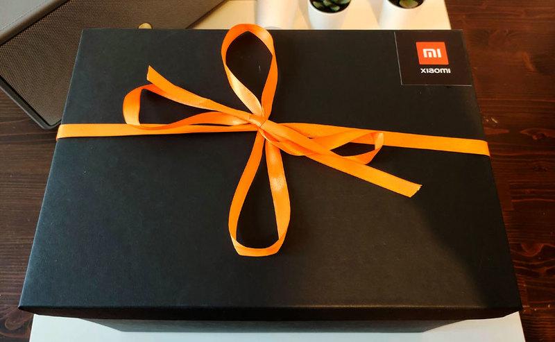 Xiaomi Mi 11 - rozpakowanie pudełka