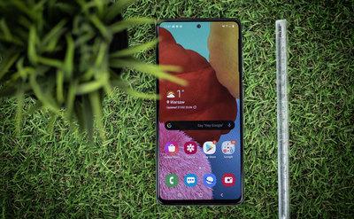 Galaxy A51 ze słuchawkami Galaxy Buds+ w prezencie
