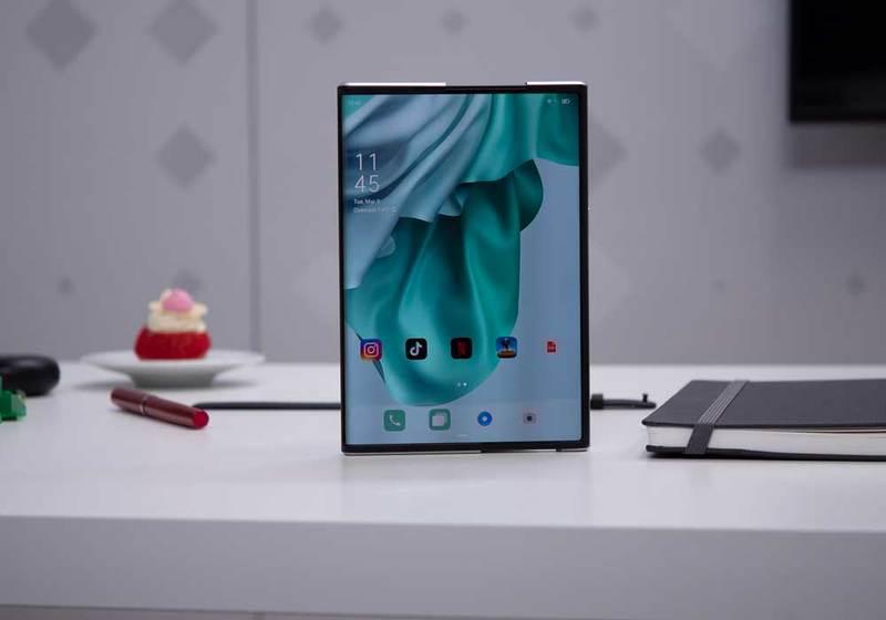 OPPO X 2021 – rozwijany smartfon – nasze pierwsze wrażenia