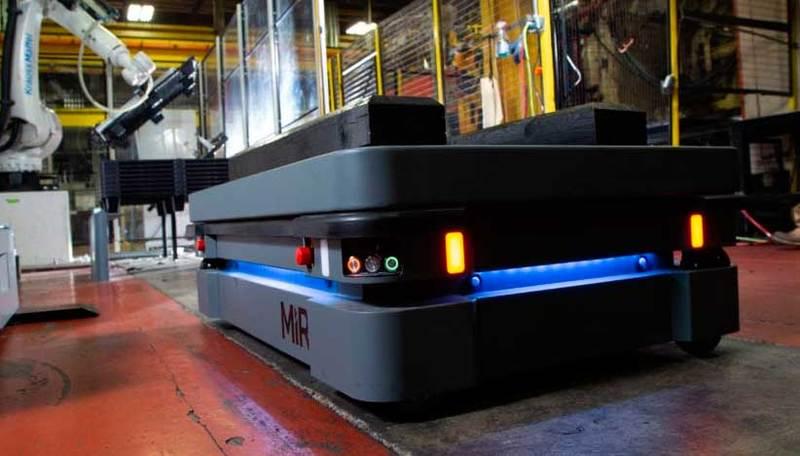 FM Logistic inwestuje w autonomiczne roboty na magazynach