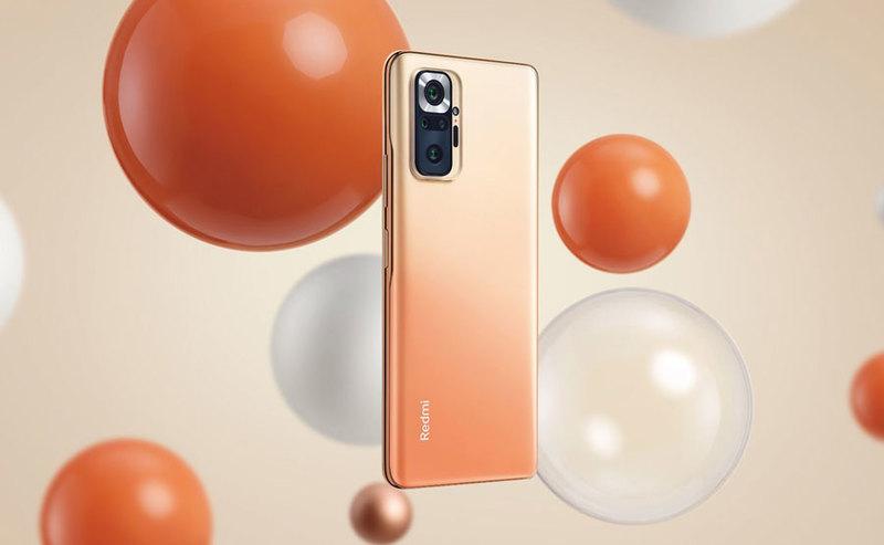 Ceny Xiaomi Redmi Note 10 Pro w Orange