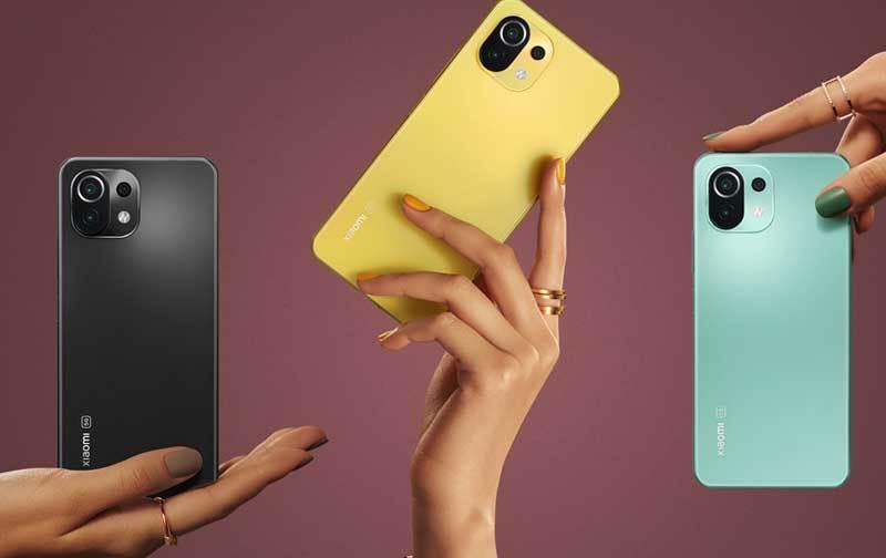 Xiaomi prezentuje Mi 11 Lite i Lite 5G
