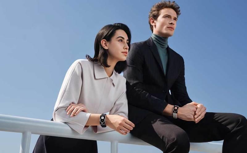 Huawei Band 6 za 199 zł i Huawei Watch Fit Elegant za 449 zł