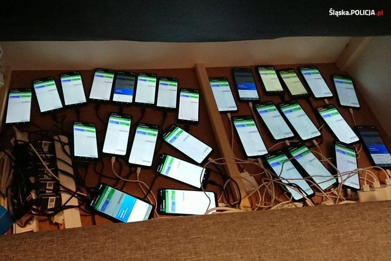 Przestępcy wysłali 280 tysięcy wiadomości SMS z fałszywym linkiem - zarobili ponad 1.5 mln