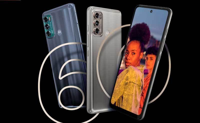 Motorola Moto G60 i Moto G40 Fusion - specyfikacja