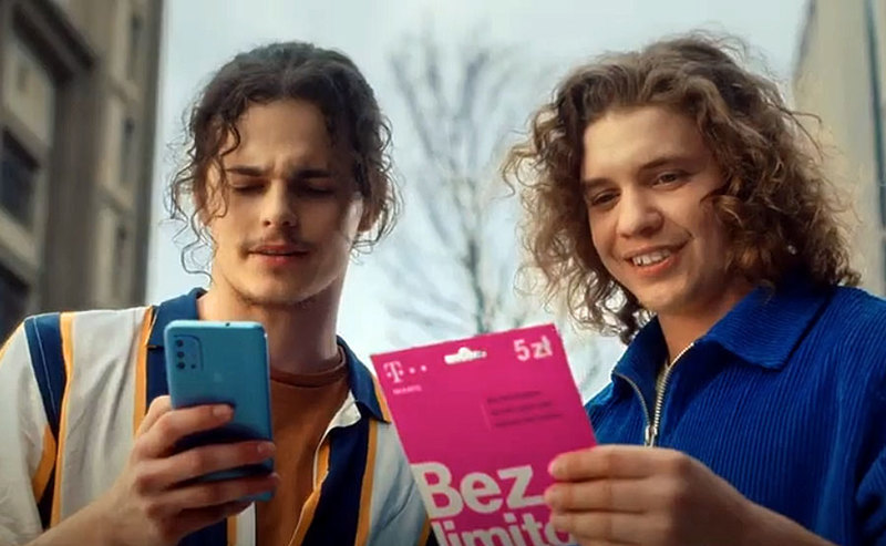 T-Mobile startuje z kampanią promującą 5G w ofercie na kartę