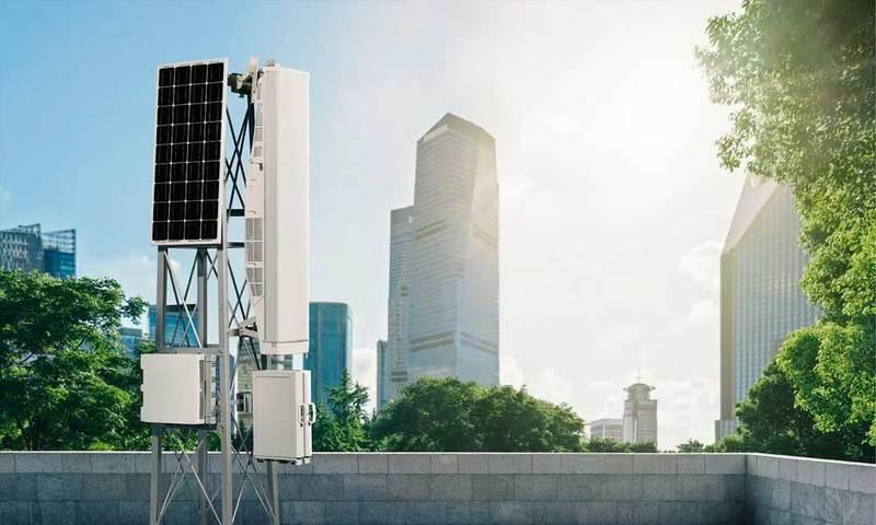 Nokia zredukuje o połowę zużycie energii swoich stacji bazowych 5G do 2023 r.