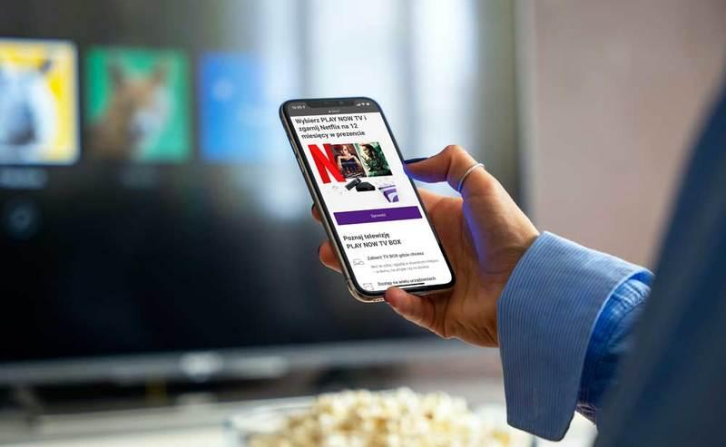 Netflix nawet na 12 miesięcy w prezencie od Play