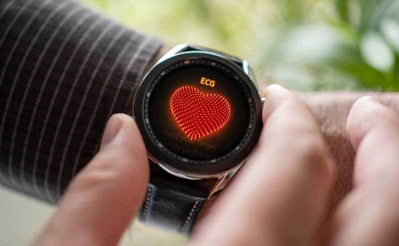 Samsung Galaxy Watch3 – nowe funkcje mierzenia ciśnienia i EKG