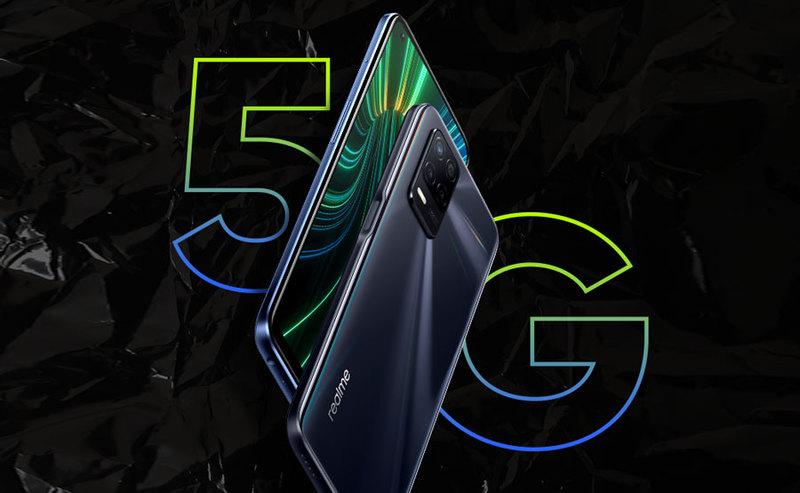 Sieci 5G w Polsce szybko zwiększają zasięg – już czas na zakup smartfonu z 5G – to może być realme 8 5G za niecały tysiąc złotych