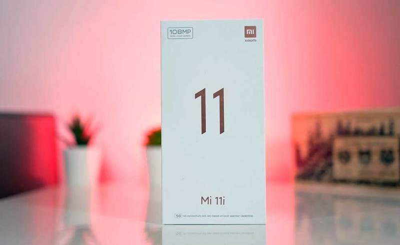Xiaomi Mi 11i w naszych rękach - wideo