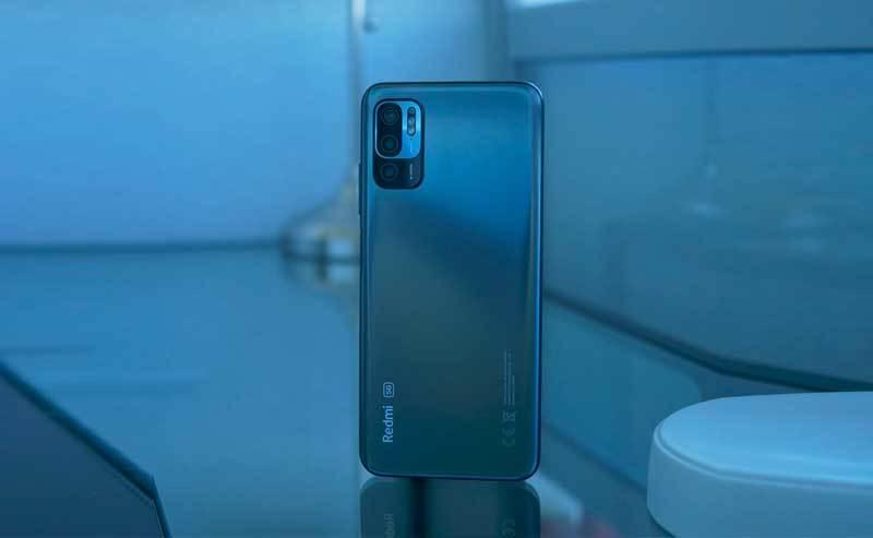 Redmi Note 10 5G - rozpakowanie pudełka