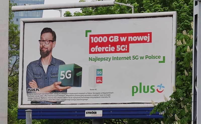 Sprawdziliśmy 5G Plusa w Szczecinie