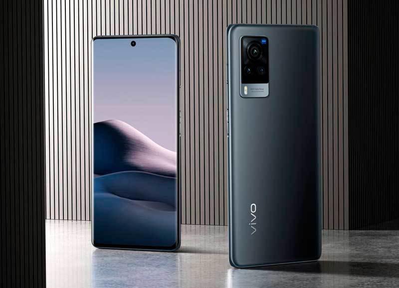vivo X60 Pro 5G - rozpakowanie pudełka