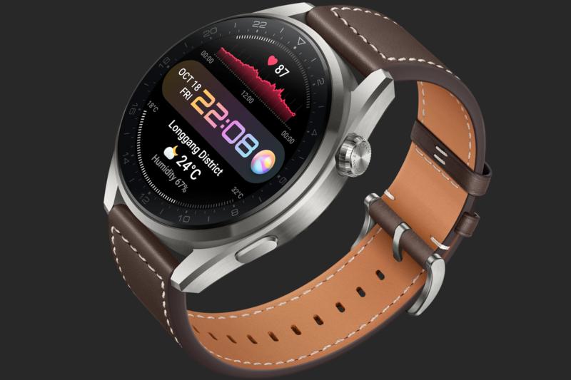Huawei Watch 3 - są dwa nowe zegarki