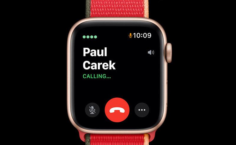 Apple Watch 6 i Apple Watch SE z eSIM w T-Mobile