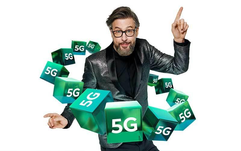 Darmowy pakiet 10 GB za rozwiązanie quizu o 5G Plusa