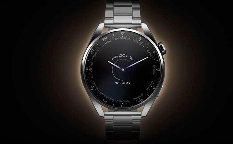 Huawei Watch 3 i Watch 3 Pro w Polsce (ceny)