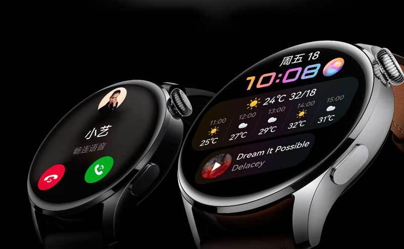 Huawei Watch 3 i Watch 3 Pro w Play (ceny)
