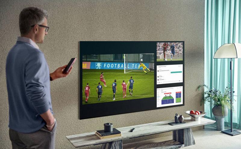 Telewizor Samsung Neo QLED ze smartfonem gratis