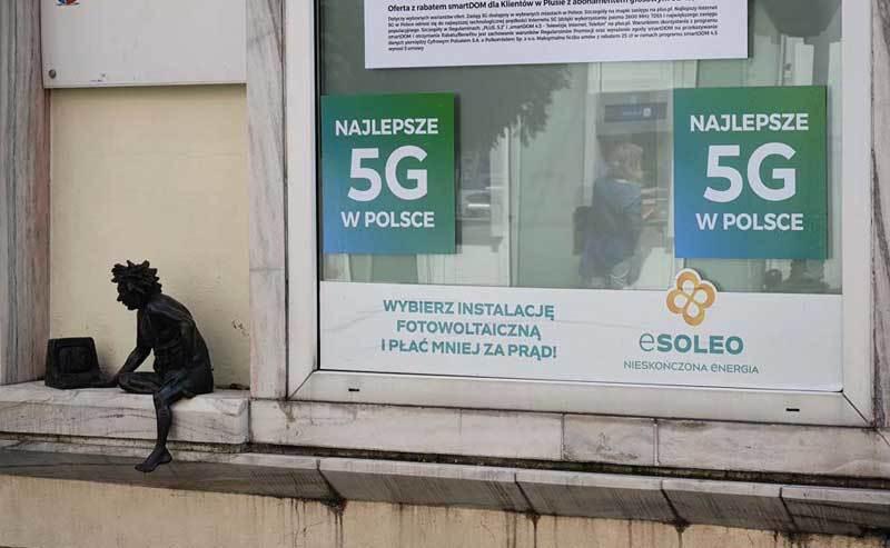 Sprawdziliśmy 5G Plusa w Zielonej Górze